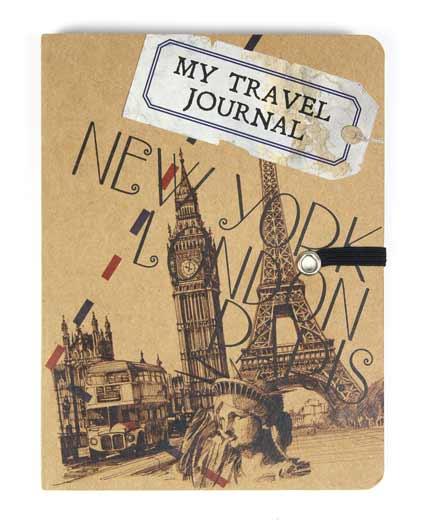 travel diary gift ideas