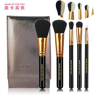 mini travel make up brushes