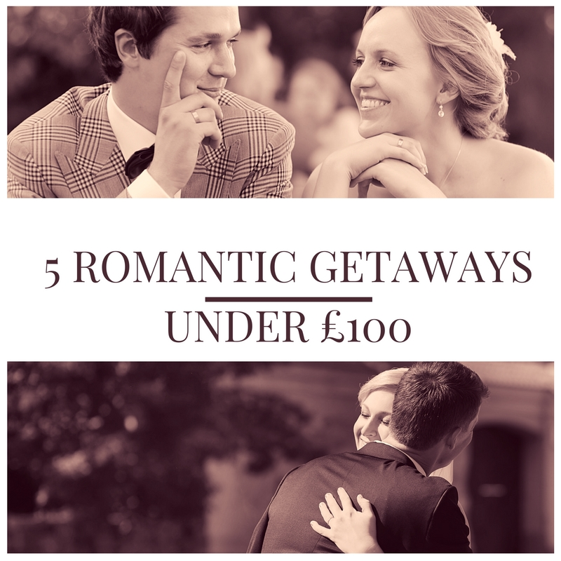 romantic getaways cheap