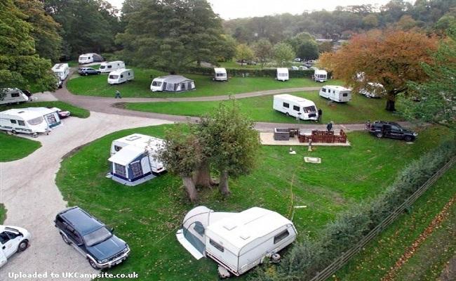 Llam Park Caravan Site - Ilam, Ashbourne