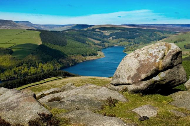 Enjoy your break walking around the Peak District